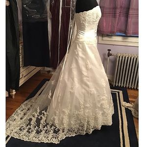 Maggie Sottero Dresses - Maggie Sottero Couture Wedding Gown